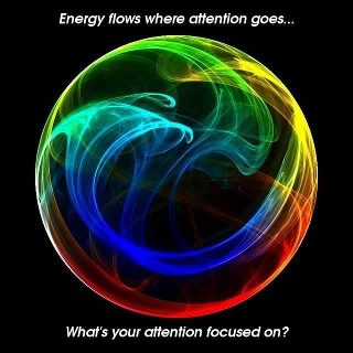 EnergyFlowsWhereAttentionGoes