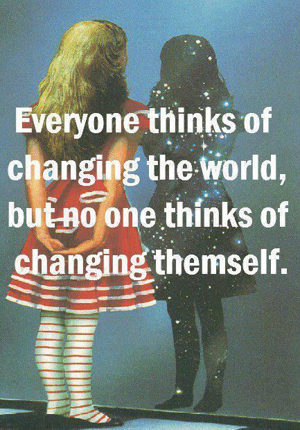 EveryoneThinksOfChangingTheWorld