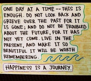 HappinessIsAJourney