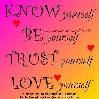 KnowBETrustLoveYourself
