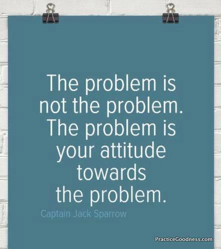 AttitudeTowardsProblem