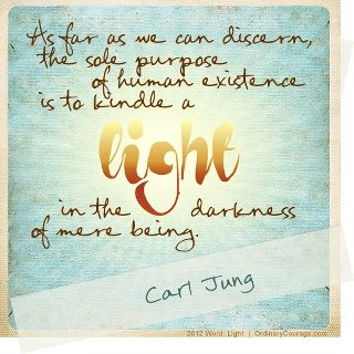 KindleLightCarlJungQuote