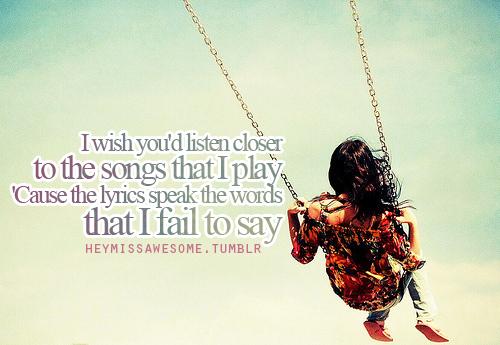 ListenSongSpeak