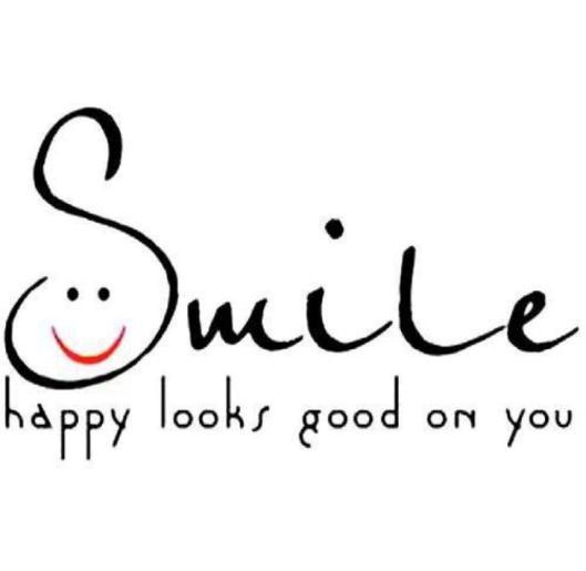 SMILEHappyLooksGoodOnYou