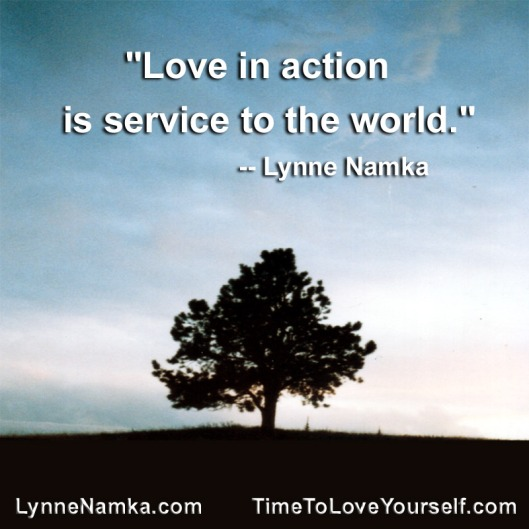LoveInActionIsService