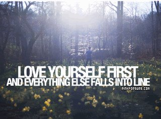 LoveYourSelfFirst