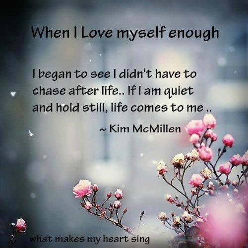 WhenILoveMyselfEnough