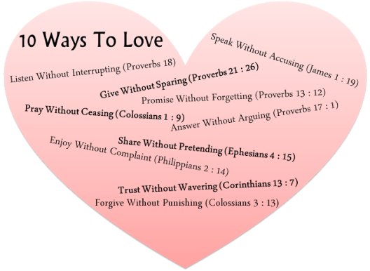 10WaysToLove~Heart
