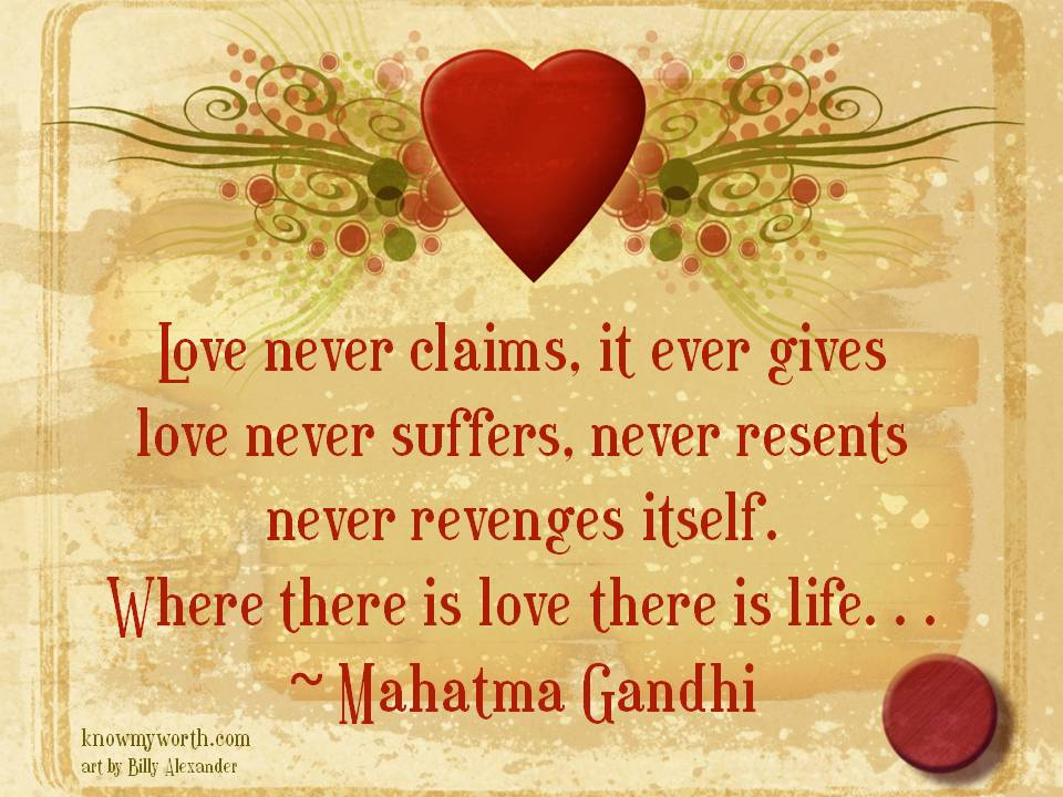 What Is Selfless Love?