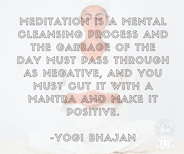 MeditationQuoteYogiBhajan