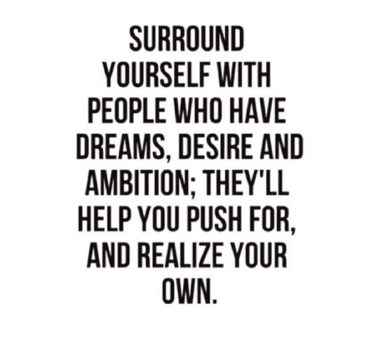 SurroundYourselfLoveQuote