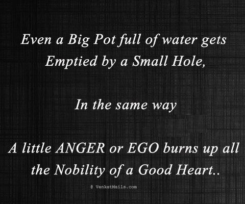 AngerEgoHeartQuote