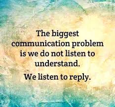 BiggestCommunicationProblemQuote