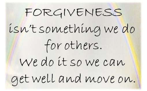 ForgivenessQuoteForSelf