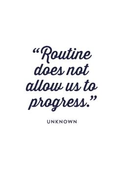 RoutineQuote