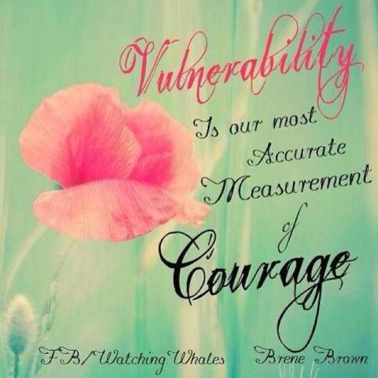 vulnerabilitycouragequotebrenebrown