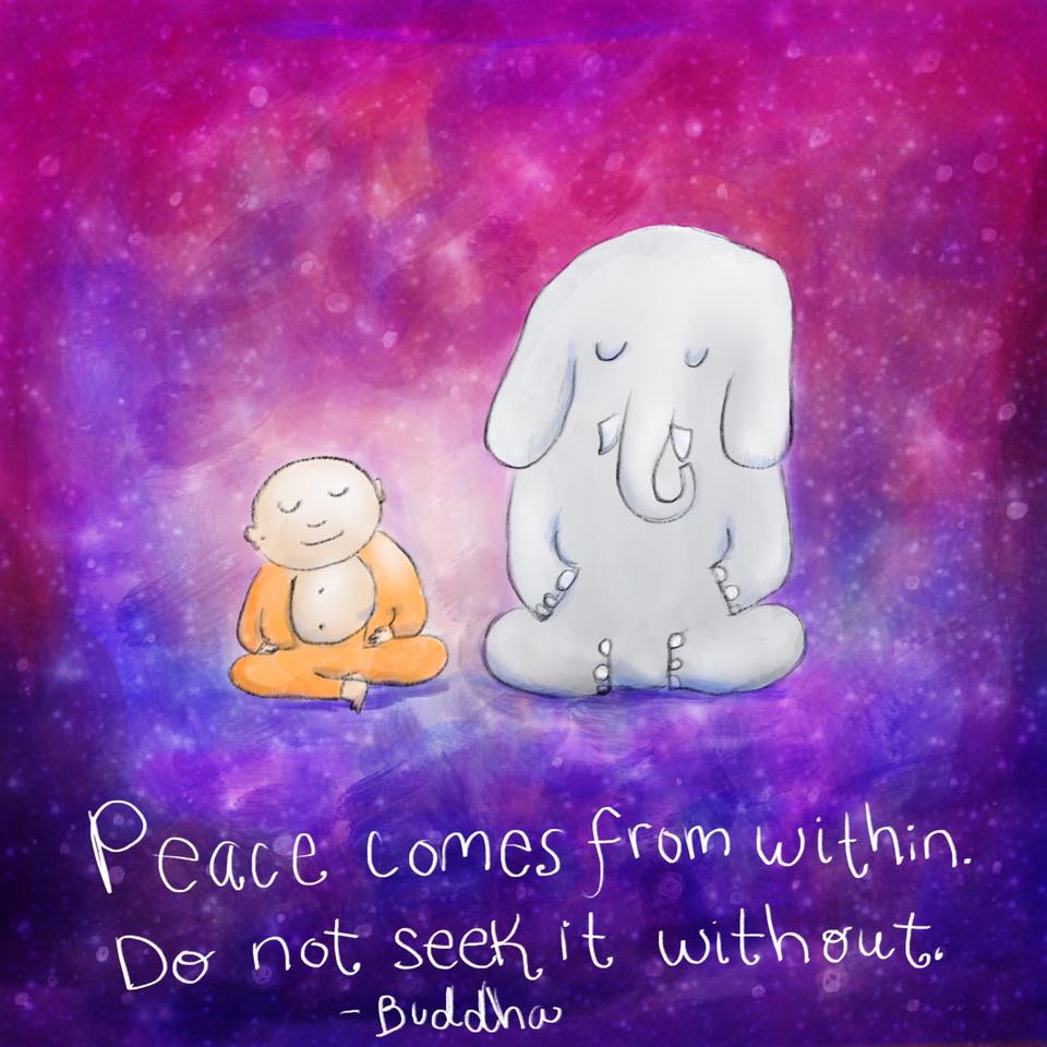 peacewithinbuddhadoodles